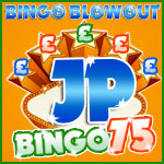 Discover the excitement of Jackpot Bingo 75 at Bingo Blowout