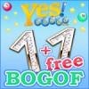 BOGOF Games Lead To Big Wins at Yes Bingo