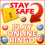 Stay in, stay safe, play online bingo
