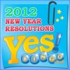 Make a Yes Bingo New Year Resolution